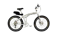 Electric Assist Bike at Itasca Sports